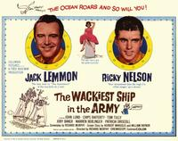 Wackiest Ship in the Army - 11 x 14 Movie Poster - Style A