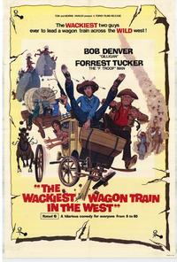 Wackiest Wagon Train in the West - 11 x 17 Movie Poster - Style A
