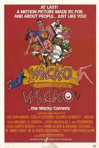 Wacko - 11 x 17 Movie Poster - Style A