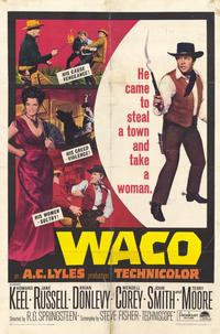 Waco - 11 x 17 Movie Poster - Style A
