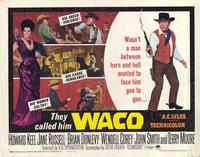 Waco - 22 x 28 Movie Poster - Half Sheet Style A