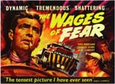 Wages of Fear - 11 x 17 Poster - Foreign - Style A