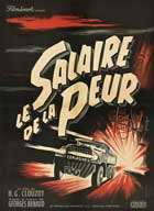 Wages of Fear - 11 x 17 Movie Poster - French Style E