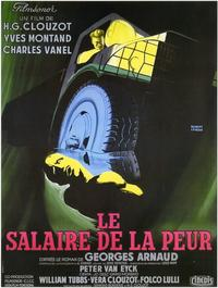 Wages of Fear - 11 x 17 Movie Poster - French Style B