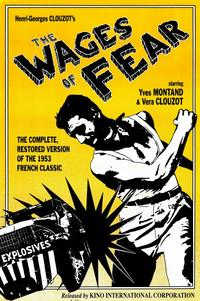Wages of Fear - 11 x 17 Movie Poster - Style A