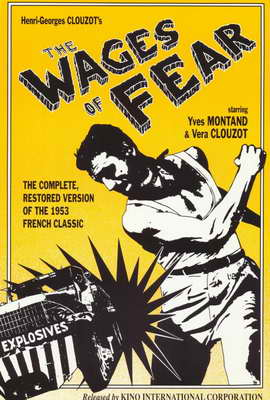Wages of Fear - 27 x 40 Movie Poster - Style A