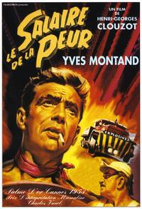 Wages of Fear - 11 x 17 Movie Poster - French Style C