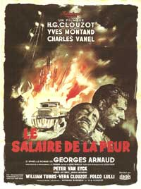 Wages of Fear - 11 x 17 Movie Poster - French Style D