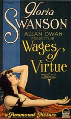 Wages of Virtue - 11 x 17 Movie Poster - Style A