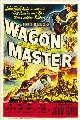 Wagon Master - 43 x 62 Movie Poster - Bus Shelter Style B