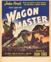 Wagon Master - 11 x 17 Movie Poster - Style A