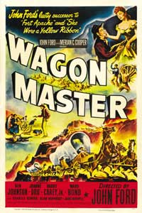 Wagon Master - 11 x 17 Movie Poster - Style B