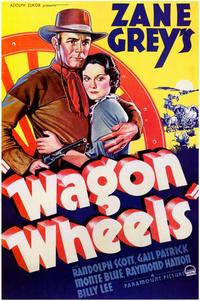 Wagon Wheels - 11 x 17 Movie Poster - Style A