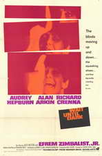 Wait until Dark - 11 x 17 Movie Poster - Style A