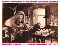 Wait until Dark - 11 x 14 Movie Poster - Style B