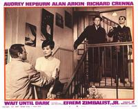 Wait until Dark - 11 x 14 Movie Poster - Style D