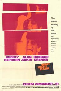 Wait until Dark - 27 x 40 Movie Poster - Style A