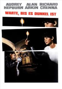 Wait until Dark - 11 x 17 Movie Poster - German Style B