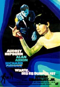 Wait until Dark - 11 x 17 Movie Poster - Style C