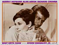 Wait until Dark - 11 x 14 Movie Poster - Style K