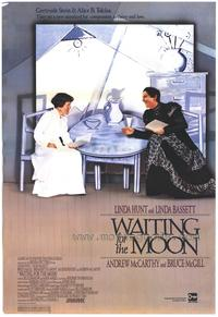 Waiting for the Moon - 27 x 40 Movie Poster - Style A