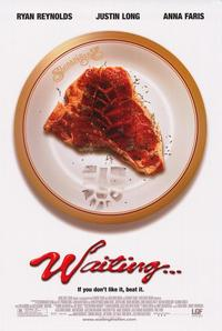Waiting... - 27 x 40 Movie Poster - Style E