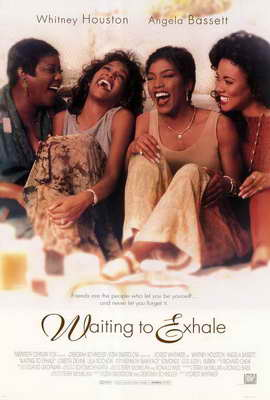 Waiting to Exhale - 27 x 40 Movie Poster - Style A