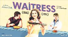 Waitress - 27 x 40 Movie Poster - Swiss Style A