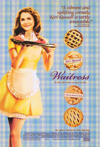 Waitress - 43 x 62 Movie Poster - Bus Shelter Style A