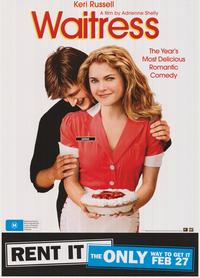 Waitress - 11 x 17 Movie Poster - Australian Style A
