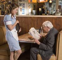 Waitress - 8 x 10 Color Photo #3
