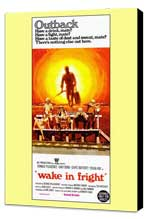 Wake in Fright - 27 x 40 Movie Poster - Style A - Museum Wrapped Canvas