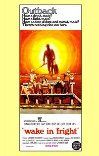 Wake in Fright - 11 x 17 Movie Poster - Style A