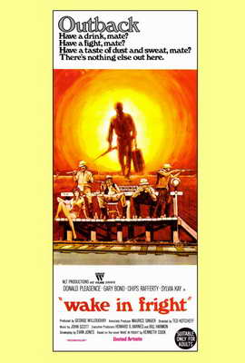 Wake in Fright - 27 x 40 Movie Poster - Style A