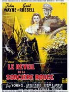 Wake of the Red Witch - 11 x 17 Movie Poster - French Style B