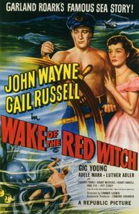 Wake of the Red Witch - 11 x 17 Movie Poster - Style A