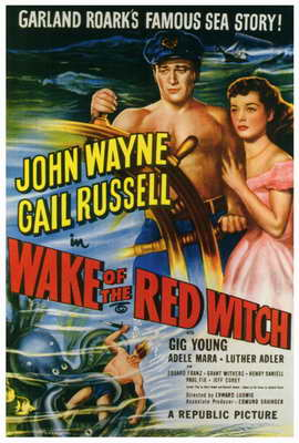Wake of the Red Witch - 27 x 40 Movie Poster - Style A