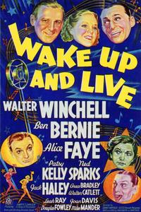 Wake Up and Live - 11 x 17 Movie Poster - Style A