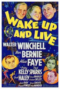 Wake Up and Live - 27 x 40 Movie Poster - Style A