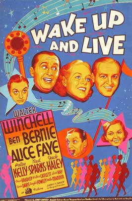 Wake Up and Live - 27 x 40 Movie Poster - Style C