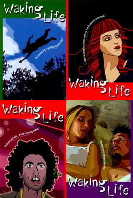 Waking Life - 27 x 40 Movie Poster - Style A