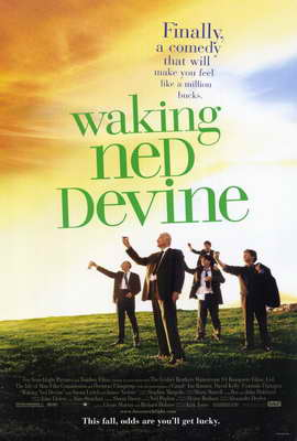 Waking Ned Devine - 27 x 40 Movie Poster - Style A