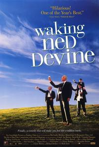 Waking Ned Devine - 27 x 40 Movie Poster - Style B