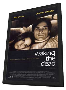 Waking the Dead - 11 x 17 Movie Poster - Style A - in Deluxe Wood Frame