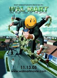 Wal-Mart: The High Cost of Low Price - 27 x 40 Movie Poster - Style B