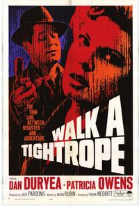 Walk a Tightrope - 27 x 40 Movie Poster - Style A