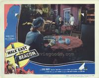 Walk East on Beacon - 11 x 14 Movie Poster - Style D