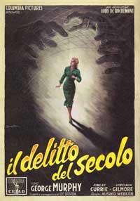 Walk East on Beacon - 27 x 40 Movie Poster - Italian Style A