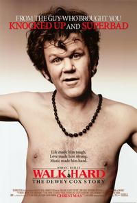 Walk Hard: The Dewey Cox Story - 27 x 40 Movie Poster - Style A