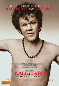 Walk Hard: The Dewey Cox Story - 27 x 40 Movie Poster - Style E